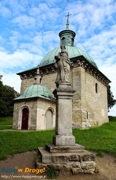 Pińczów nad Nidą - Kapliczka Świętej Anny