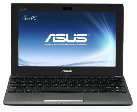 asus eee pc 1025c Asus Eee PC 1025C Review and Specs   Powered by Cedar Trail