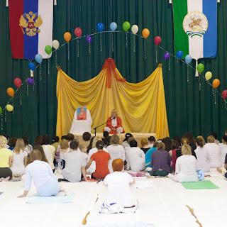 Городской семинар по йоге (г. Уфа)