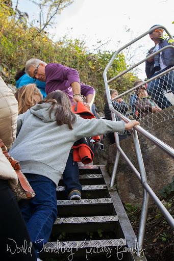 Rhine Falls in Switzerland   World Traveling Military Family