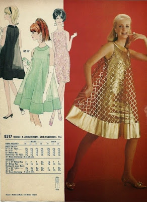 When the Sixties went mod tent dresses got groovier.  sc 1 st  Male Pattern Boldness & male pattern boldness: The Tent Dress -- YEA or NAY?