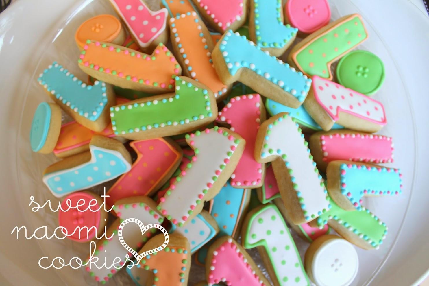 Number 1 Cookies