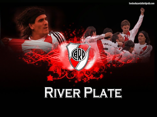 wallpapers river plate 2012