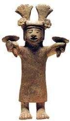Goddess Xochiquetzal Image