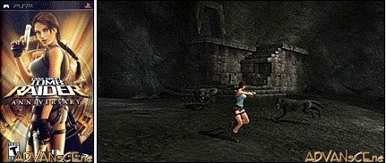 Tomb Raider: Anniversary – USA PSP Download