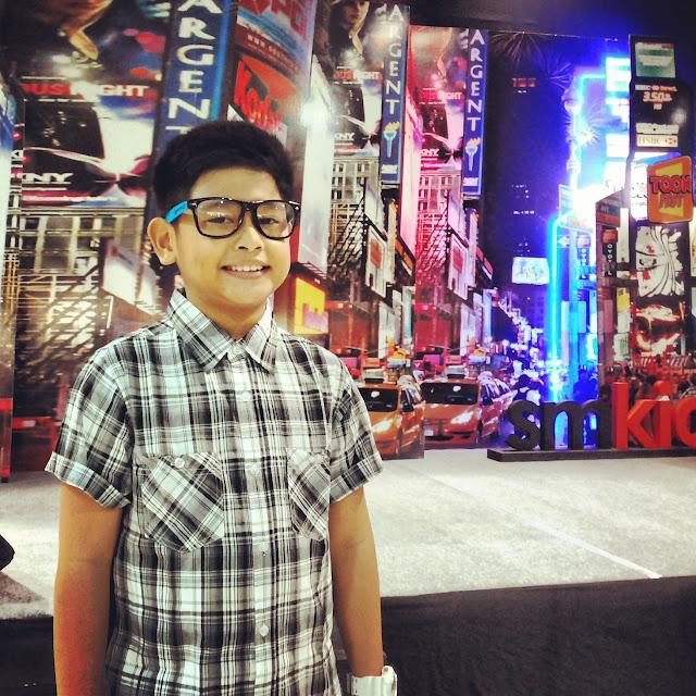 SM Kids Fashion Toon Fest 2013