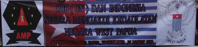 Aliansi Mahasiswa Papua.
