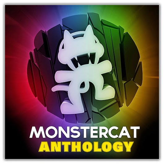 VA - MONSTERCAT BEST OF DNB & DRUMSTEP (LP) 2016