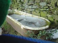 Cold bath anyone?