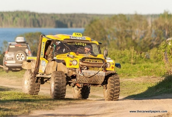 Ladoga Trophy 2013 - The Russian Off road racing