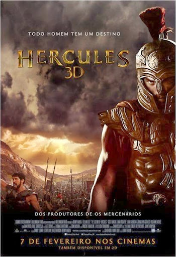 Hércules – Torrent BDRip Bluray 3D + 1080p + 720p Dual Áudio