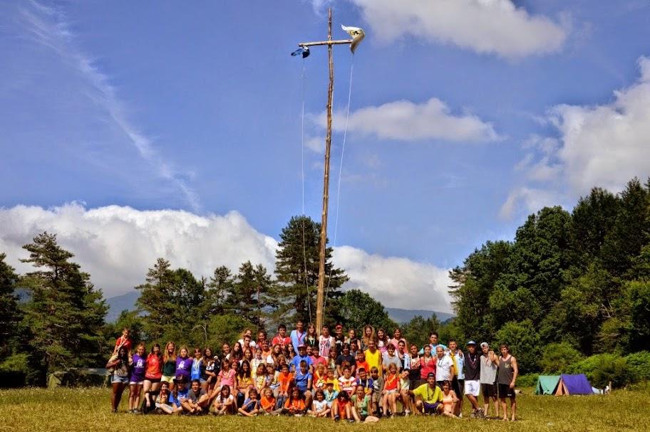 Campamento  Belagua 2014