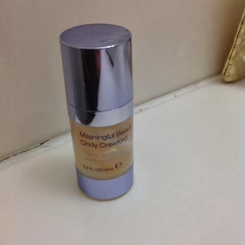 ginagina909: Cindy Crawfords Meaning Beauty creme de serum