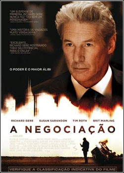 Download – A Negociação – DVDRip AVI + RMVB Legendado