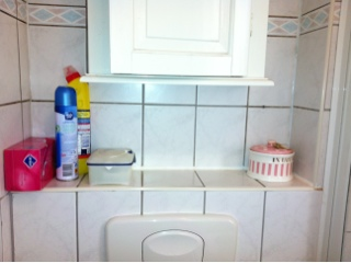 Een opgeruimd huis in 365 dagen dag 70 badkamer deel 2 - Wasgoed in de badkamer ...