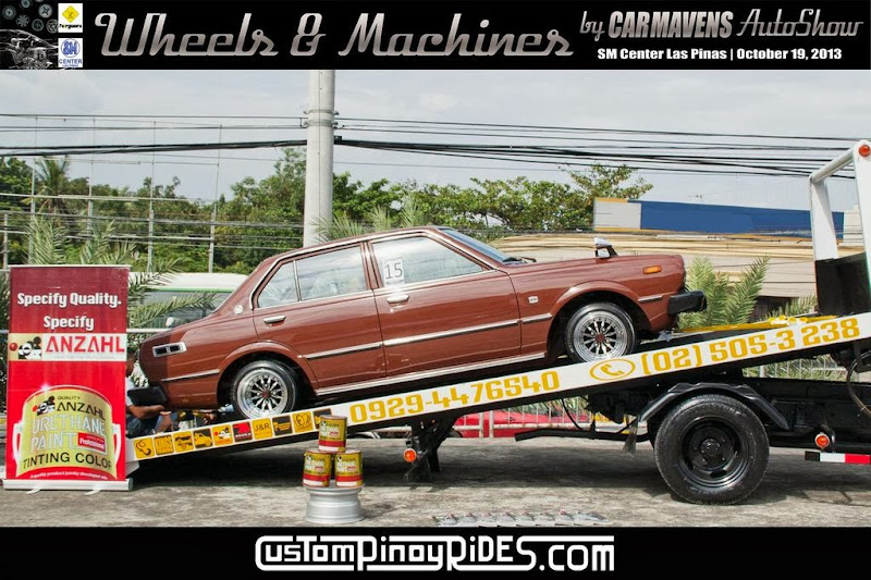 Wheels & Machines The Old School Rides Custom Pinoy Rides Car Photography Manila Philippines pic2