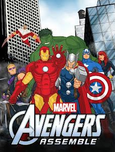 Siêu Anh Hùng Báo Thù - Avengers Assemble poster