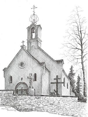 Prawosławny kościół parafialny pw. Zaśnięcia Przenajświętszej Bogarodzicy