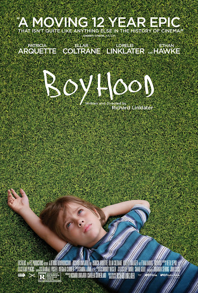 Boyhood official site