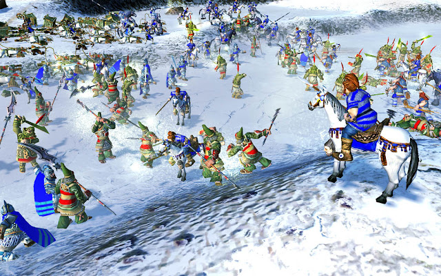 Empire Earth 3 (III)