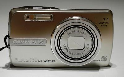 Olympus Stylus 750
