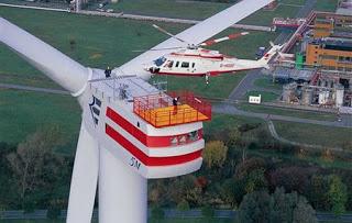 Biggest Wind Turbine Race Is On Image