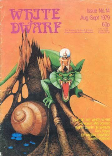White Dwarf Wednesday 14