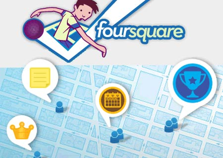 10 Kota Terkasar versi Foursquare