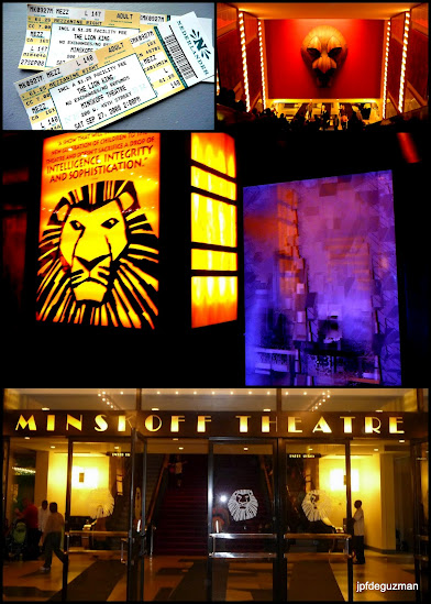 Lion King @ Minskoff Theater