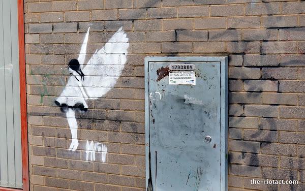 Angel of Lonsdale Street