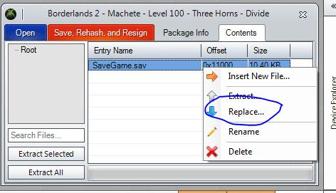 how to download gibbed save editor