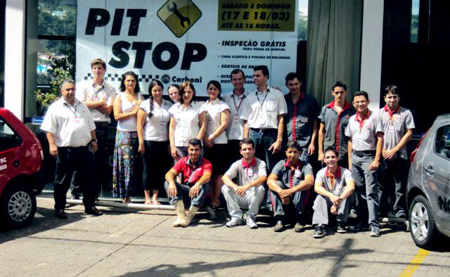 Pit Stop na Carboni Fiat Joaçaba começa amanhã DSC07259