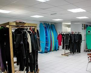 Sede de Surfing El Sardinero