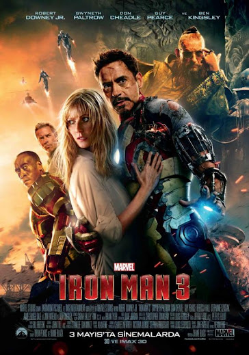 Demir Adam 3 - Iron Man 3