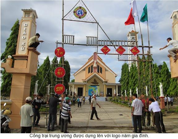 Trại hè bế giảng Giáo lý Giáo xứ Vĩnh Bình