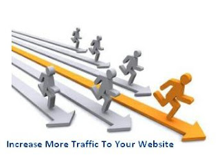 Increase More Traffic To Your Website