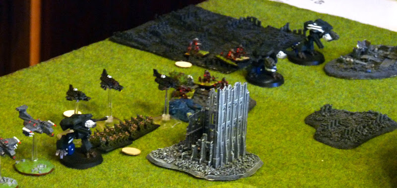 Orks Vs Imperium 7000 points: La Revanche des Orks P1070160