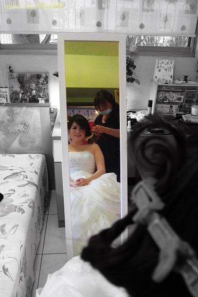 婚攝:妹妹&妹婿WEDDING @ 豪鼎飯店