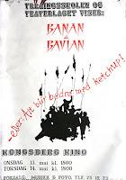1992 - Banan og Bavian
