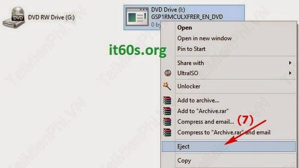Thủ thuật mở file ISO trên windows 8 không cần phần mềm 6