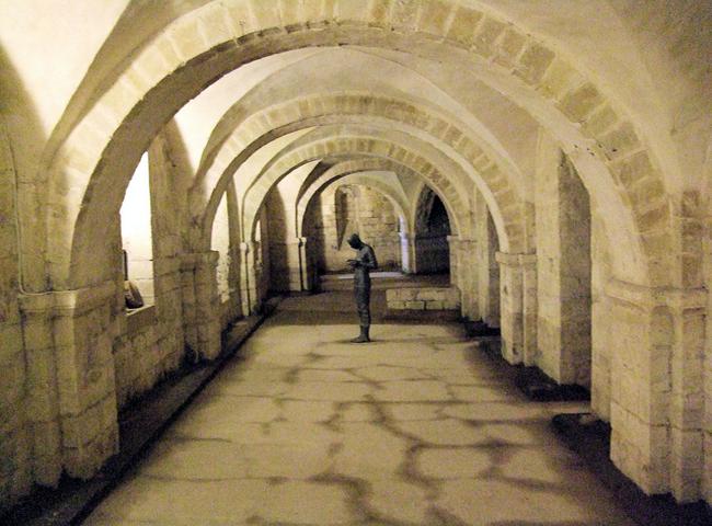 Basilica como ejemplo de recinto con muchas reflexiones sonoras