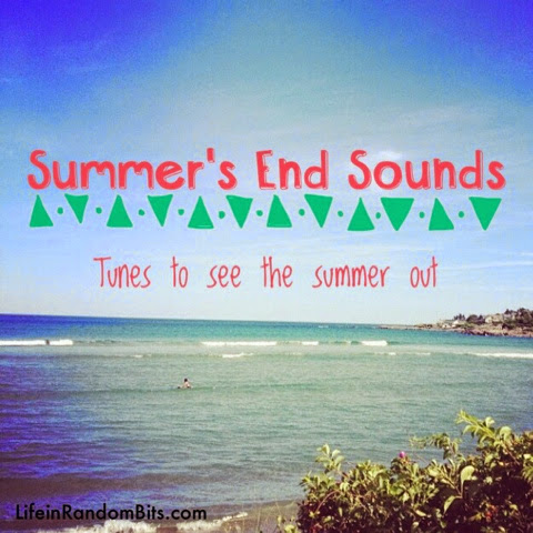 Summer's End Sounds: tunes to see the summer out #music #playlist #summer
