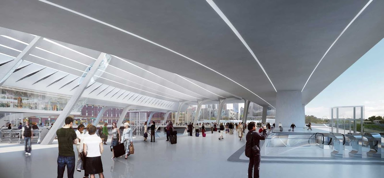 09-Flinders-Street-Station-Design-Competition-by-Zaha-Hadid+BVN-Architecture