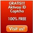Aktivasi ID captcha 100% Gratis