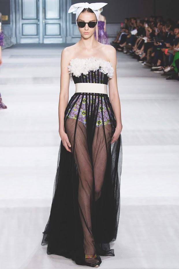 RUNWAY: Giambattista Valli Couture Fall 2014