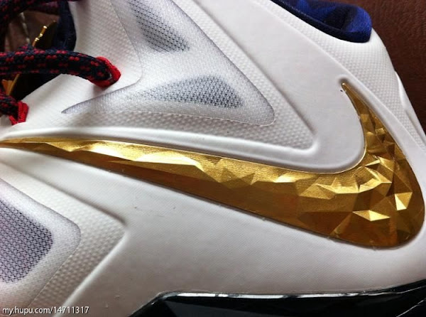 Nike LeBron X Sport Pack USA Basketball Hits Retail in China