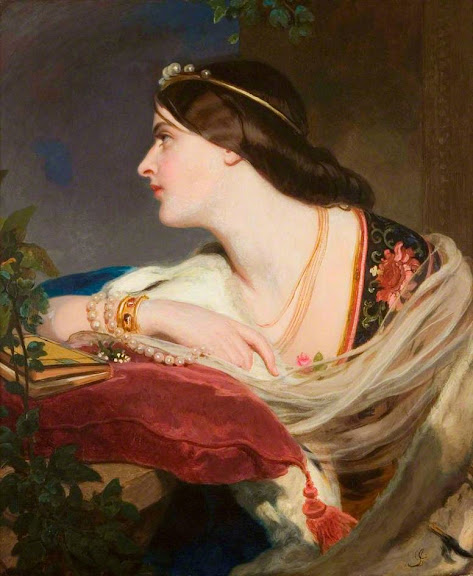 James Sant - The Bride of Abydos