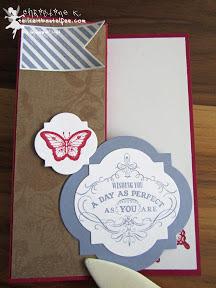 stampin up vintage verses wort-kunst papillon potpourri hearts a flutter