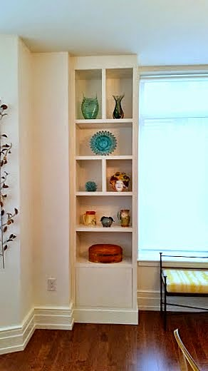 Philly display cabinet