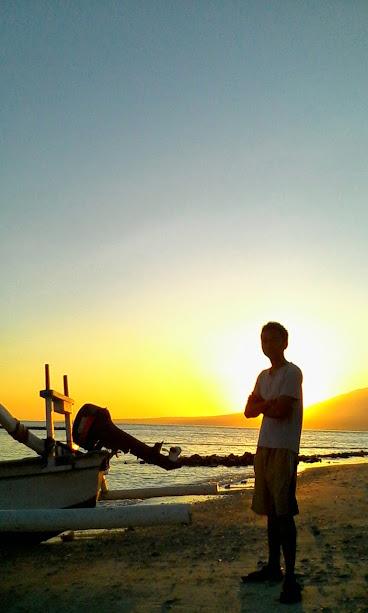 #Sunrise #GiliTrawangan #LombokTrip